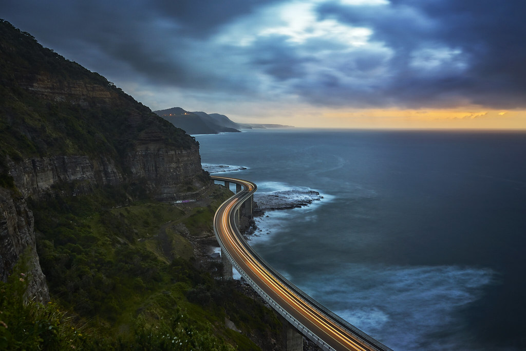Seacliff Bridge during dawn  My Photography Website At 11p  Flickr