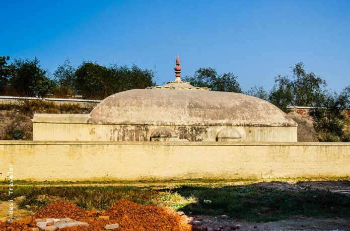 Toshakhana Gobindgarh Fort