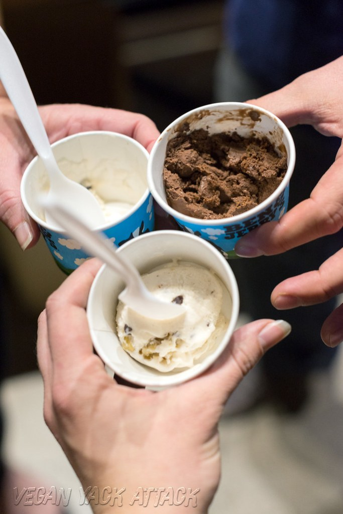 Ben & Jerry's Goes Vegan LA