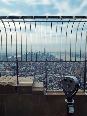 Empire State Building, New York - the tea break project solo female travel blog