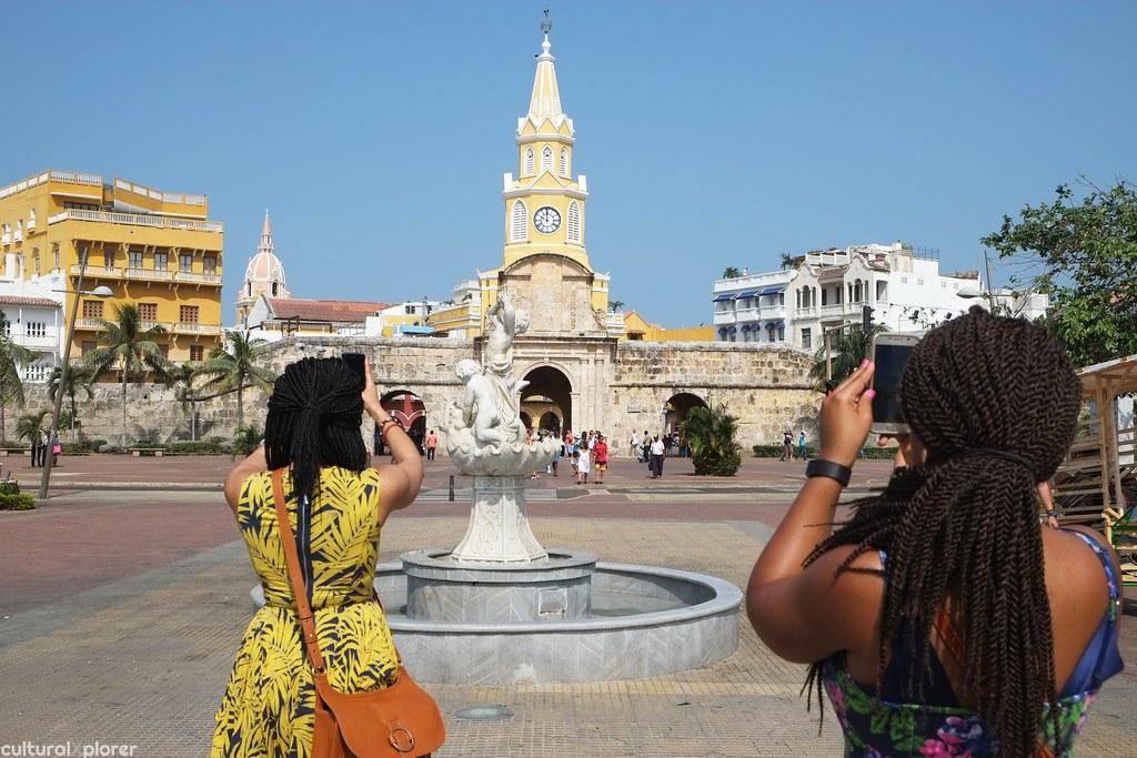 Cartagena Torre del Reloj