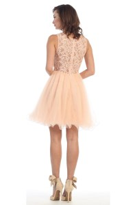 Super Cute Short Prom Dress 2016 Homecoming Lace Sassy