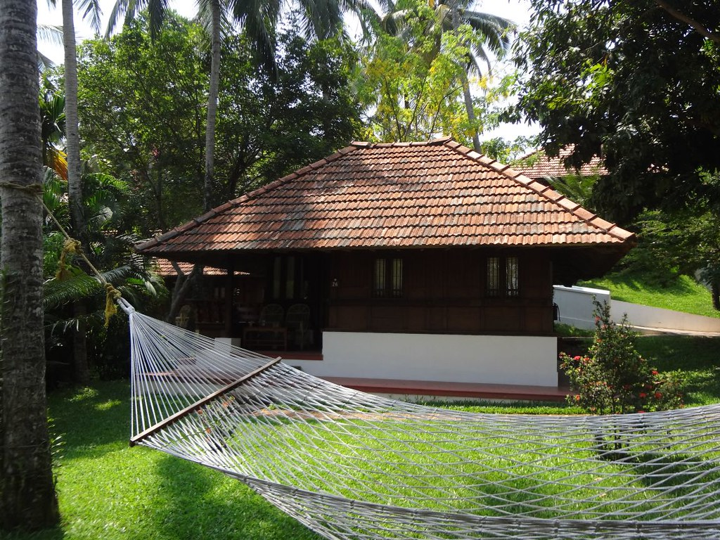 Nalukettu Houses of Kerala and Hammock  Nalukettu the trad  Flickr