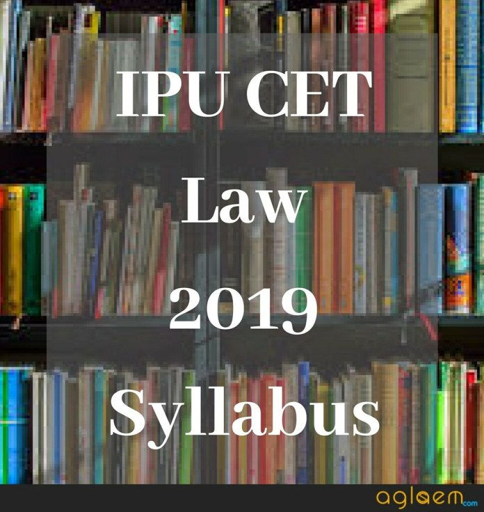 IPU CET Law 2019