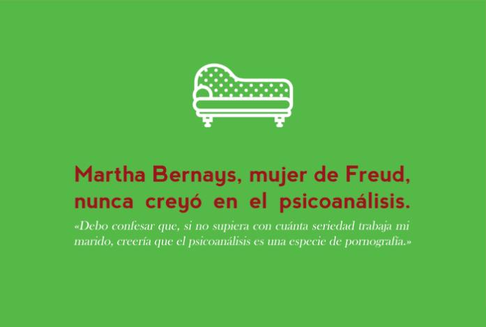 febrero: Martha Bernays nunca creyó en el psicoanálisis