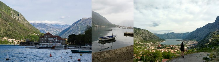 Kotor | Kotor Bay | Montenegro | My gluten free experience in MONTENEGRO