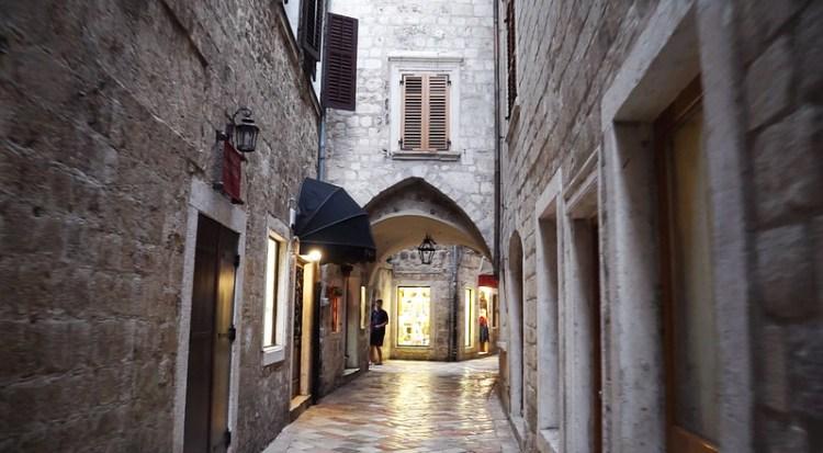 Kotor old town | Kotor Bay | Montenegro | My gluten free experience in MONTENEGRO