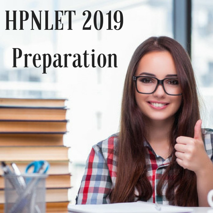 How to Prepare for HPNLET 2019