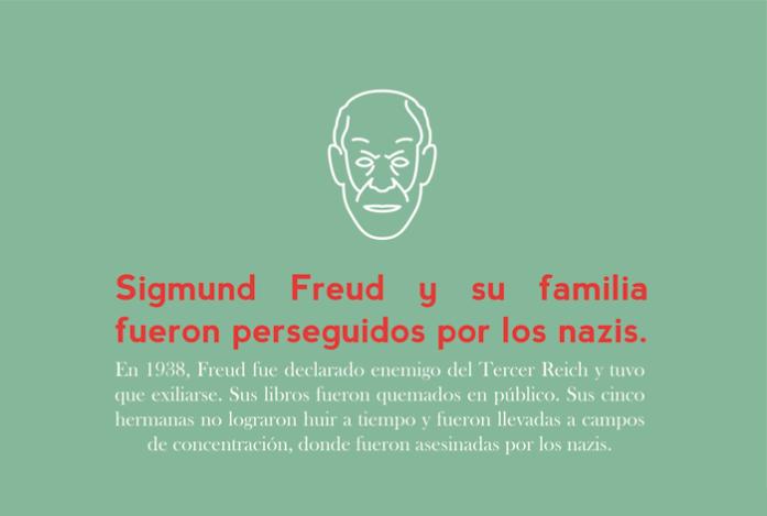 agosto: Sigmund Freud fue perseguido por los nazis
