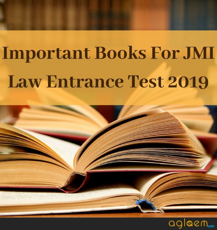 JMI Law Entrance Exam 2019