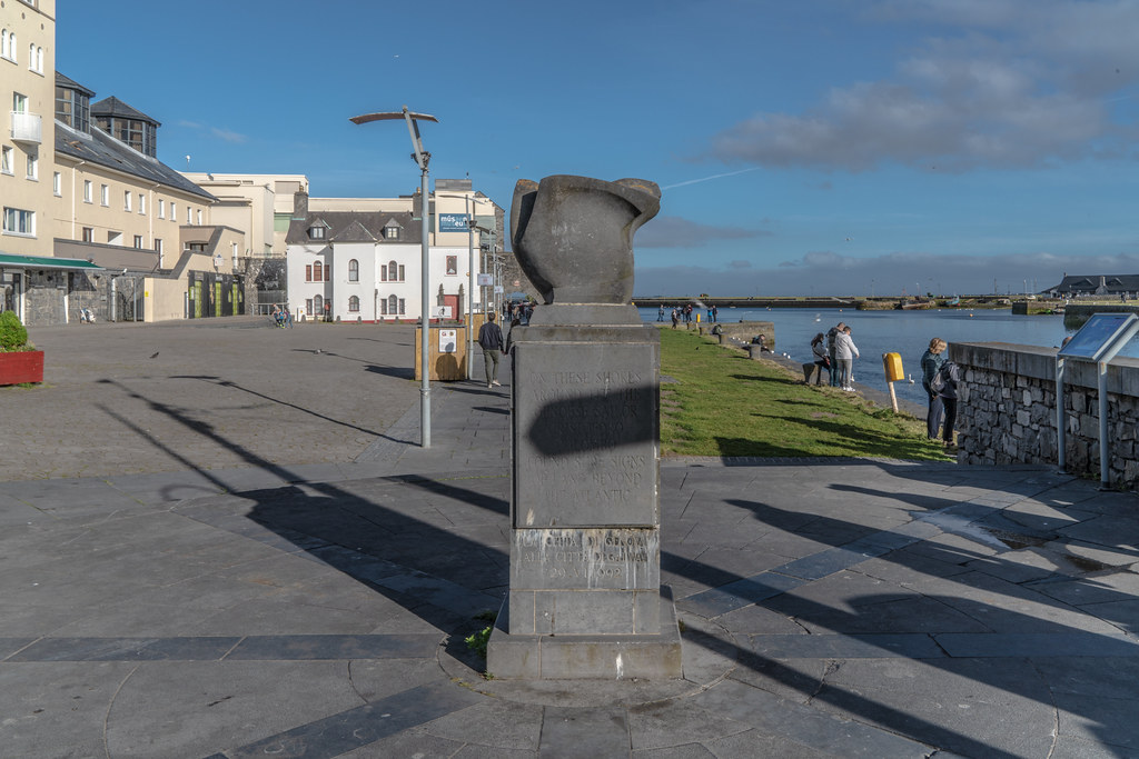 2018 VISIT TO GALWAY CITY