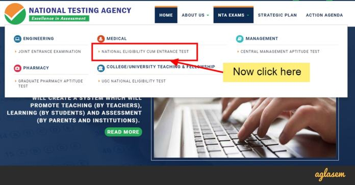 NEET 2019 Application Form Status   Check Application Status For NTA NEET 2019