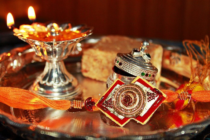 raksha bandhan customs and rituals