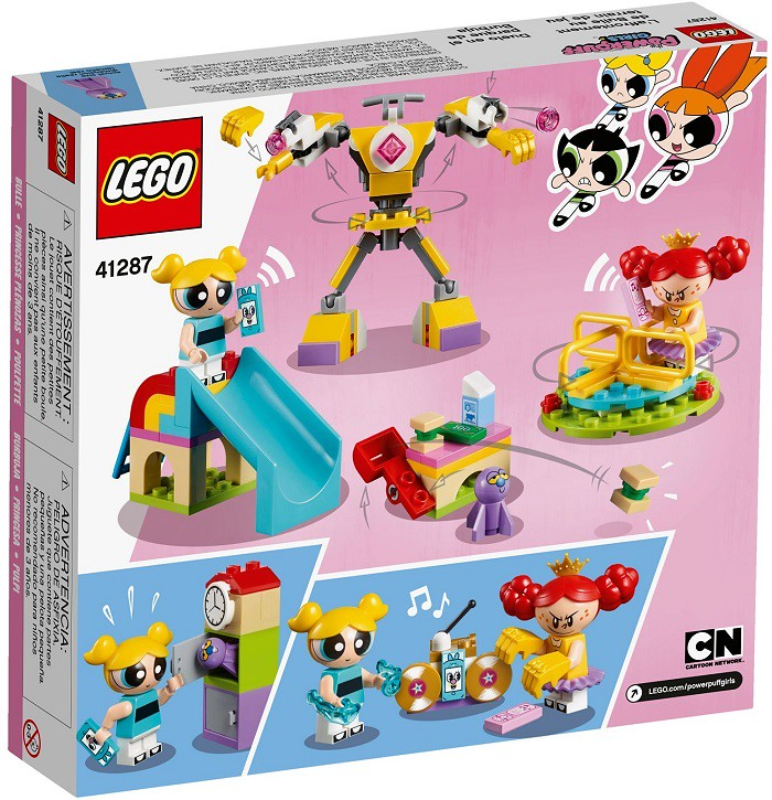 [聚光燈] 誰有超能力?我們有超能力!細看 LEGO 2018 年飛天小女警盒組 41287+41288