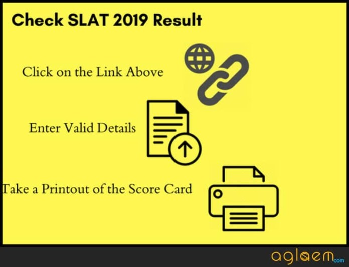 SLAT 2019 Result