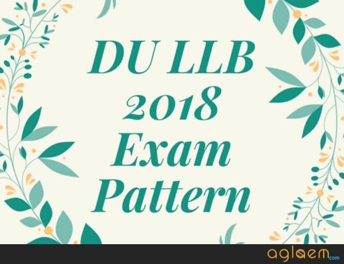 DU LLB 2018 Exam Analysis - Exam Tough in Comparison to Last Year  %Post Title | AglaSem