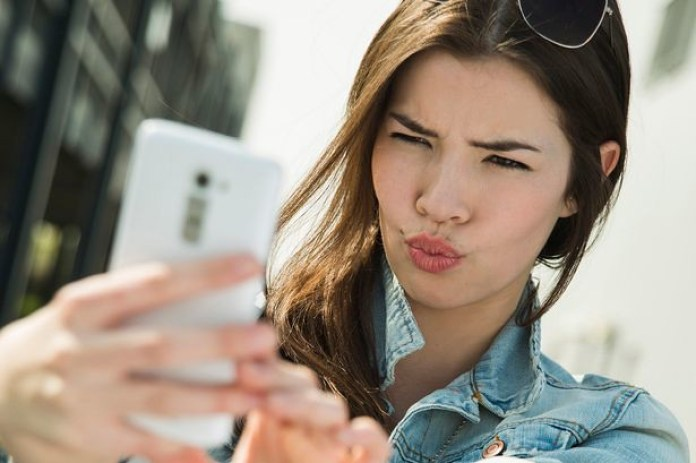 how to take good selfie with iphone