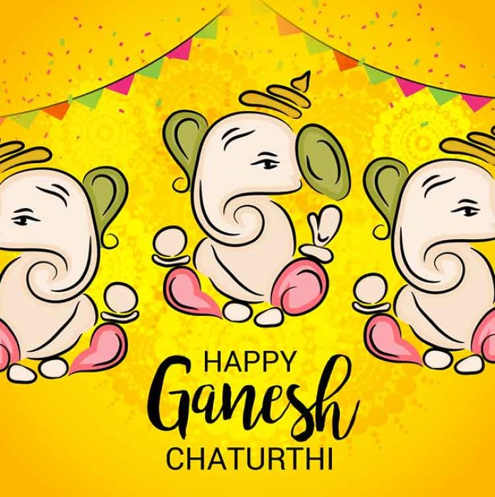 happy ganesh chathurthi images hd