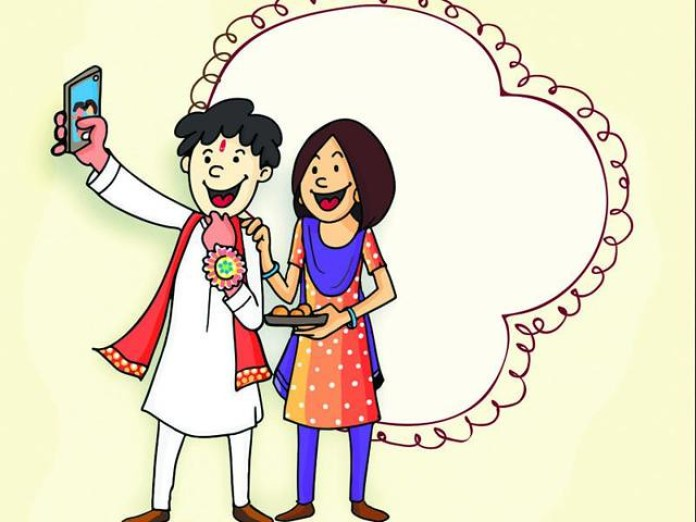 happy rakhi images hd download
