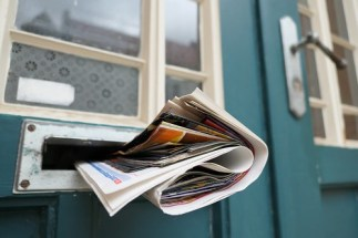 Mail box to full? Newsletter Sign up