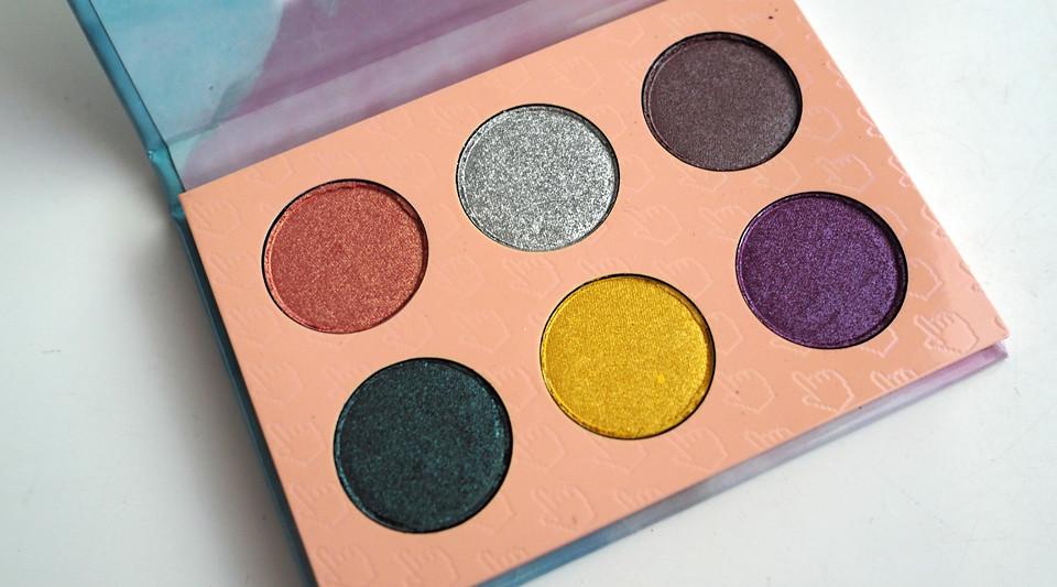 colourpop makeup ur mind