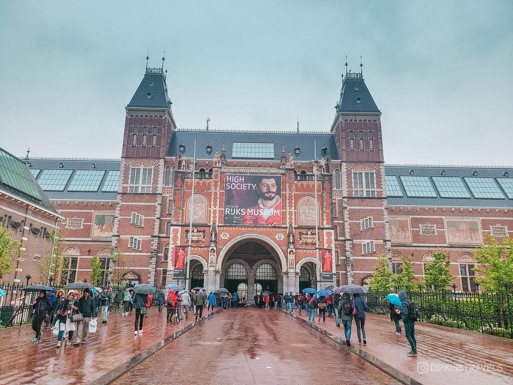 Rijksmuseum, Amsterdam, Museum