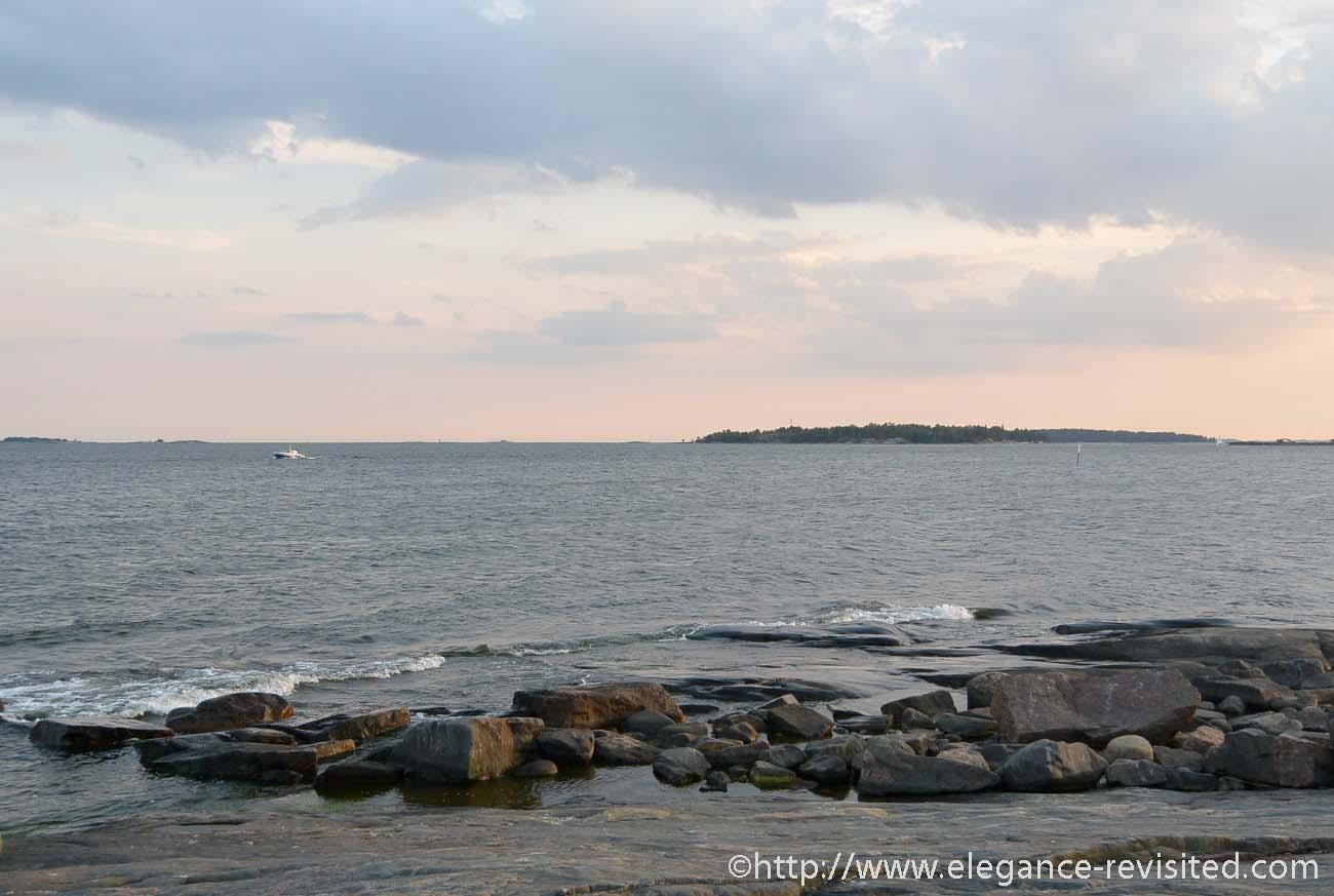 Helsinki seaside