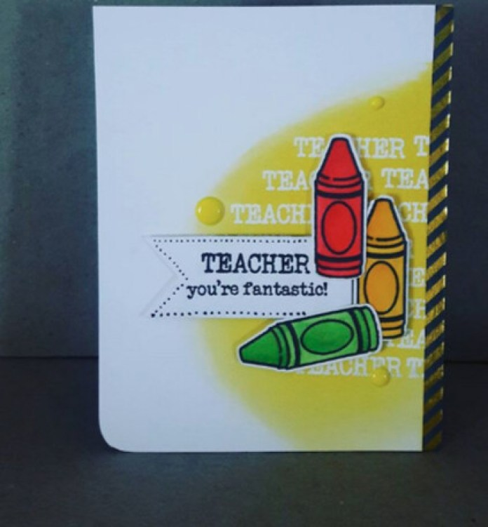 how to make easy handmade teachers day card
