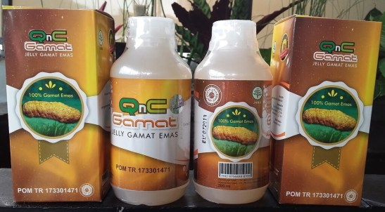 Khasiat Dan Manfaat QnC Jelly Gamat