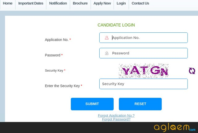 PGIMER 2019 Admit Card / Hall Ticket   Download Here!