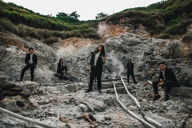 台灣旋死樂團 噬星Galaxy Destruction Inc. 專輯 Sacrifice for Rebirth 正式發行
