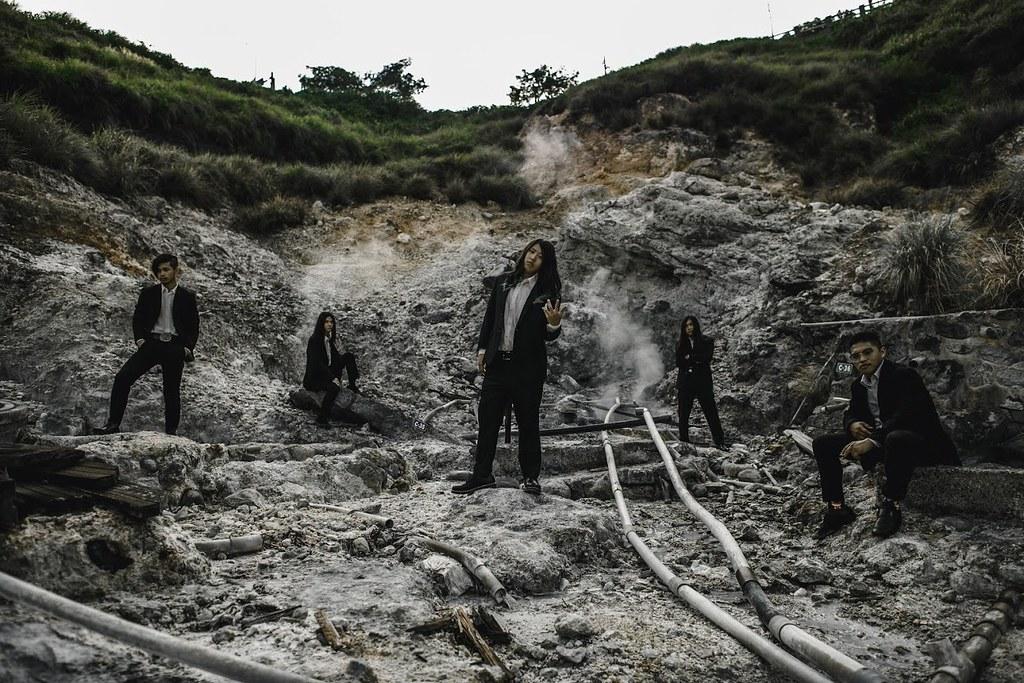 """高雄金屬樂團 噬星Galaxy Destruction Inc. 首張專輯 """"Sacrifice for Rebirth"""" 巡迴"""