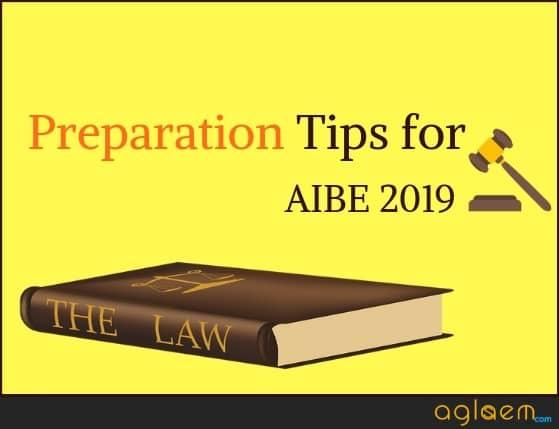 AIBE (13) 2019 Syllabus - Exam Pattern, Books, Download PDF  %Post Title | AglaSem