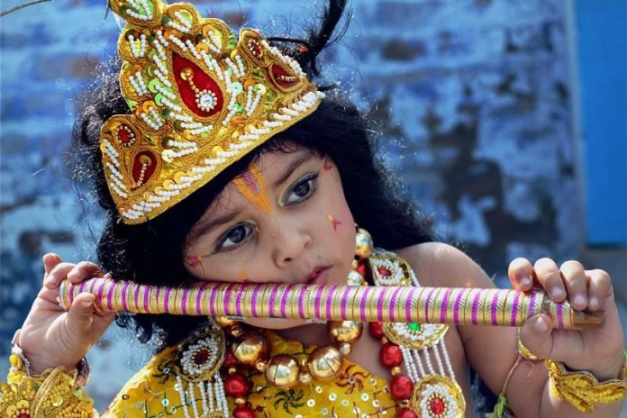 download happy janmashtami images free hd