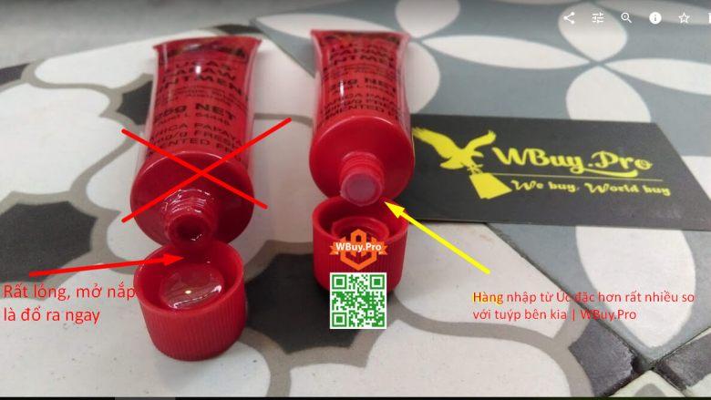 Kem Bôi Đa Năng Lucas Papaw Ointment 25G Nhập Từ Úc Luôn Có Chất Kem Đặc Và Không Bị Chảy Lỏng