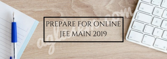JEE Main 2019 Mock Test