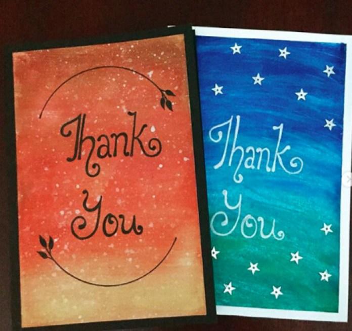 Teachers day greeting card idea handmade easy make at home easy handmade cards for teachers day m4hsunfo