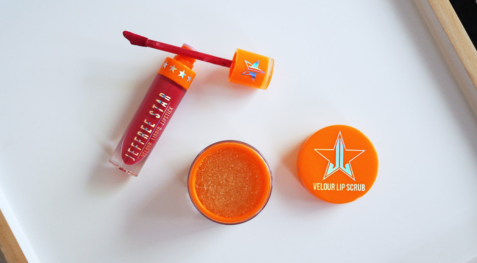 jeffree star cosmetics cherry wet orange gummy bear