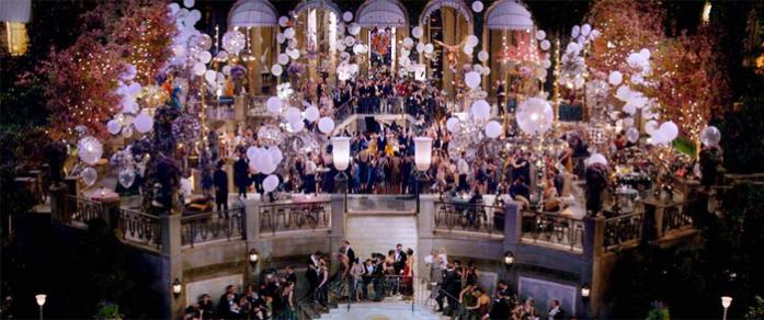 El Gran Gatsby y la Afluenza