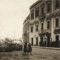 Il Porto di Brindisi e le navi