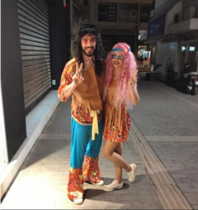 funny couple costumes 2018