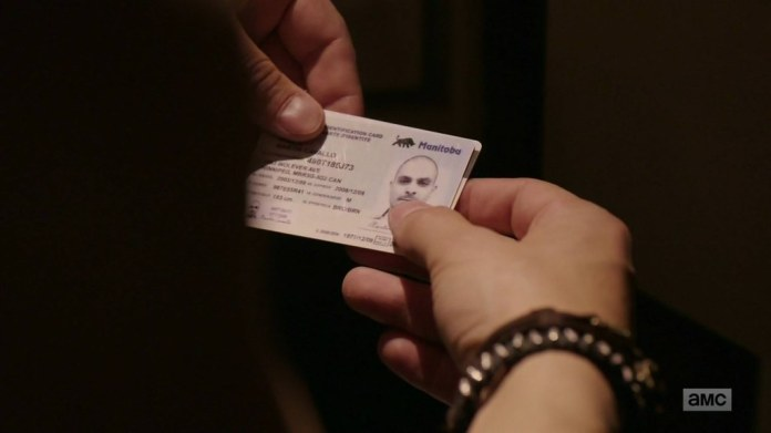 Manitoba Drivers Licence Gets Featured on AMC's Better Call Saul