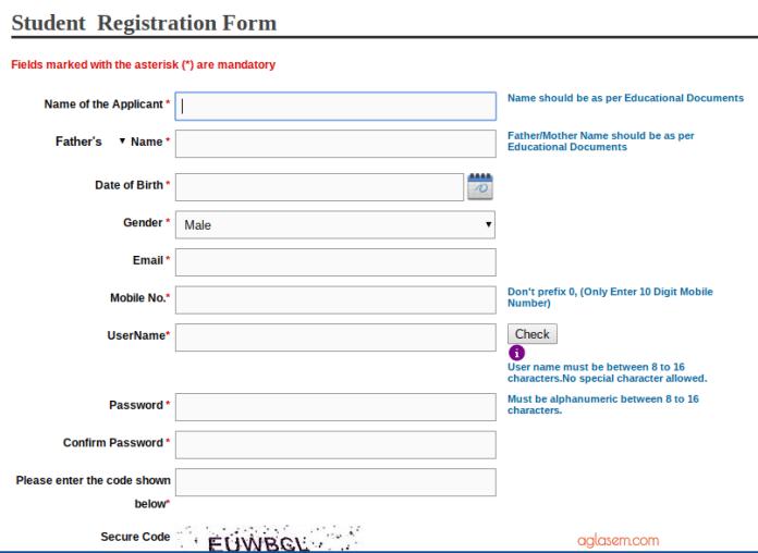 IGNOUOPENMAT 2019 Registration
