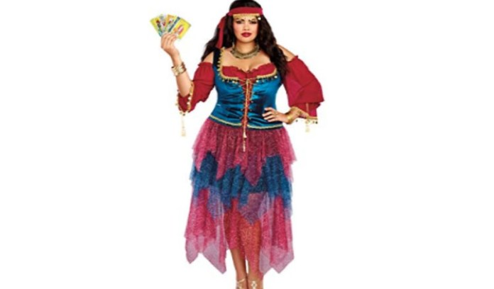 women's plus size halloween costume
