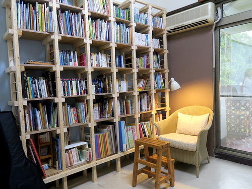 【暑期夏令營:爸爸的木工課】做一個大書櫃(14 ys)