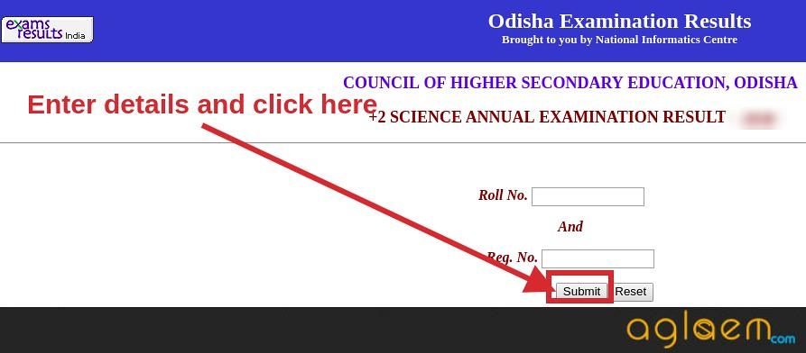 Odisha Board Result 2019