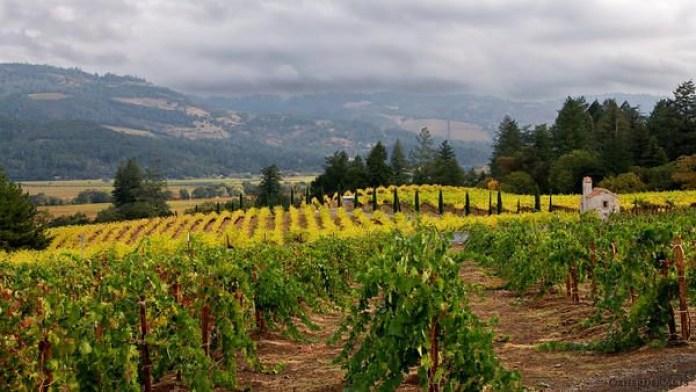 romantic places to visit in california