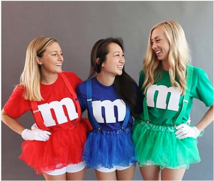 Group Halloween Costumes 2018