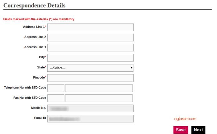 IGNOU OPENMAT 2019 Form Contact Details