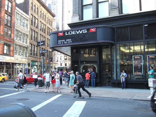 AMC Loews 19th St East 6 NYC 53008  1 of 8  With